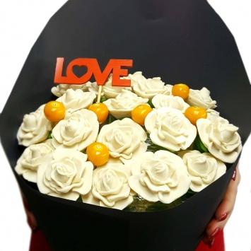 Букет из сладких роз
