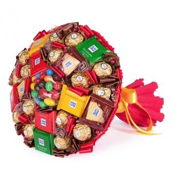 Букет из конфет ферерро