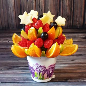 Фруктовый букет из ананас