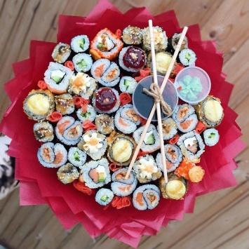 Букет из суши