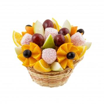 """Букет из фруктов """"Цветочек"""""""