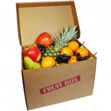 """Доставка коробки с фруктами """"Сочная посылка"""""""