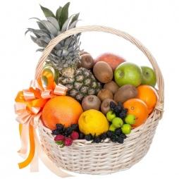 Корзина с фруктами Анжелика