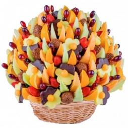 Большой фруктовый букет