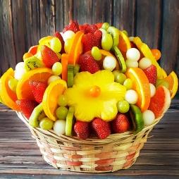 """Букет с фруктами """"Майами"""""""