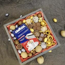 Подарочный бокс с орехом