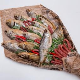 Рыбный букет с лещом