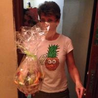 фруктовое ассорти из фруктов